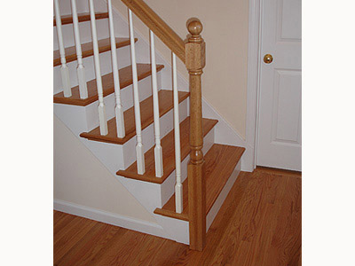 Attrayant Traditional White Balusters U0026 Newels   Photo #1