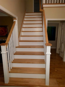 U0027The Double Open Stairwayu2026 Stair Treads With Both Ends Openu0027 *** The Stair  Treads Are U0027right Hand Mitred And Left Hand Miteredu0027 ***