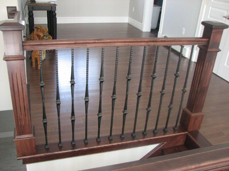 Oil Rubbed Copper Metal Baluster