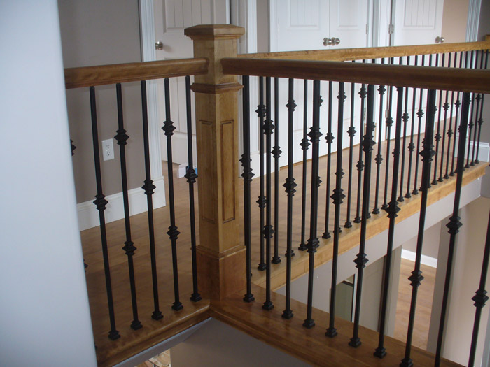 Knuckle Metal Balusters Scotia Stairs Ltd