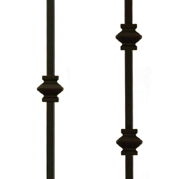 Knuckle Metal Balusters