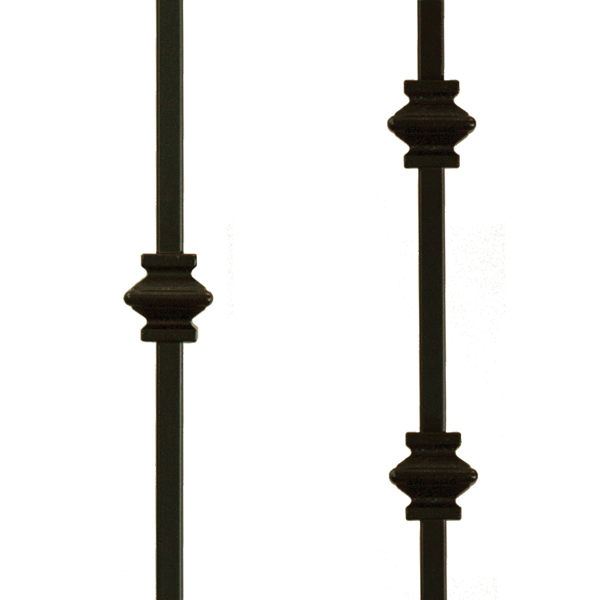 Knuckle Metal Balusters