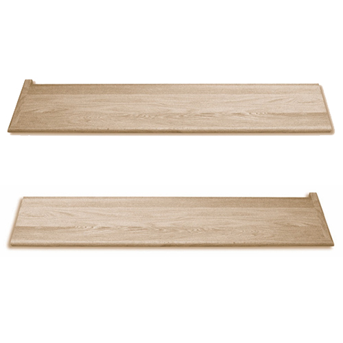 Miter Return Stair Treads