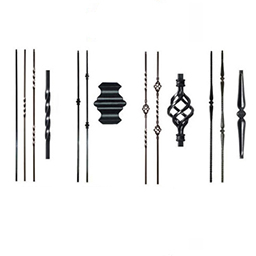 Metal Balusters and Iron Spindles