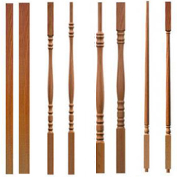 Hardwood Stair Balusters